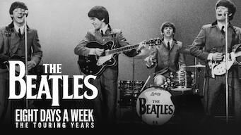 ザ・ビートルズ EIGHT DAYS A WEEK ーThe Touring Years