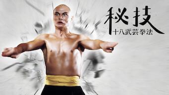 秘技・十八武芸拳法