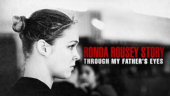 ロンダ・ラウジー: 父の信じたもの