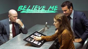 私を信じて -リサ・マクヴェイの誘拐-