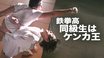 鉄拳高 同級生はケンカ王
