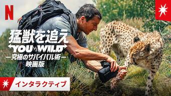 猛獣を追え: You vs. Wild -究極のサバイバル術- 映画版