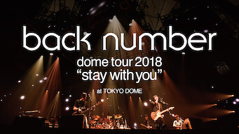 "back number dome tour 2018 ""stay with you"""