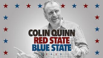 コリン・クインの赤い州やら青い州やら