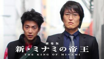 劇場版 新・ミナミの帝王