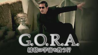 G.O.R.A. 絨毯は宇宙を救う!?